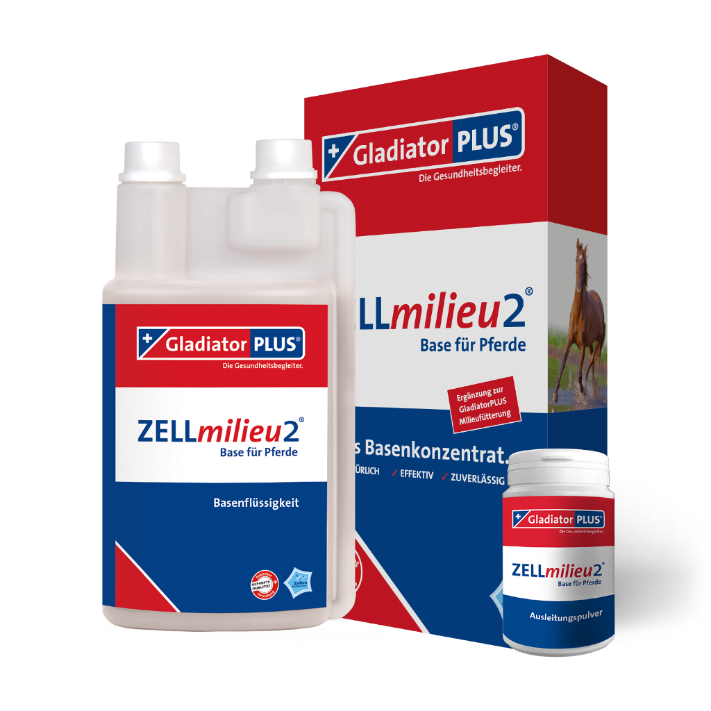 "Product picture ""ZELLmilieu2 Horse 1.000ml"""