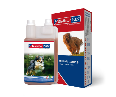 GladiatorPLUS Dog -​ The Milieufeeding. 1000ml