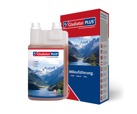 GladiatorPLUS Animal -​ The Milieufeeding. 1000ml