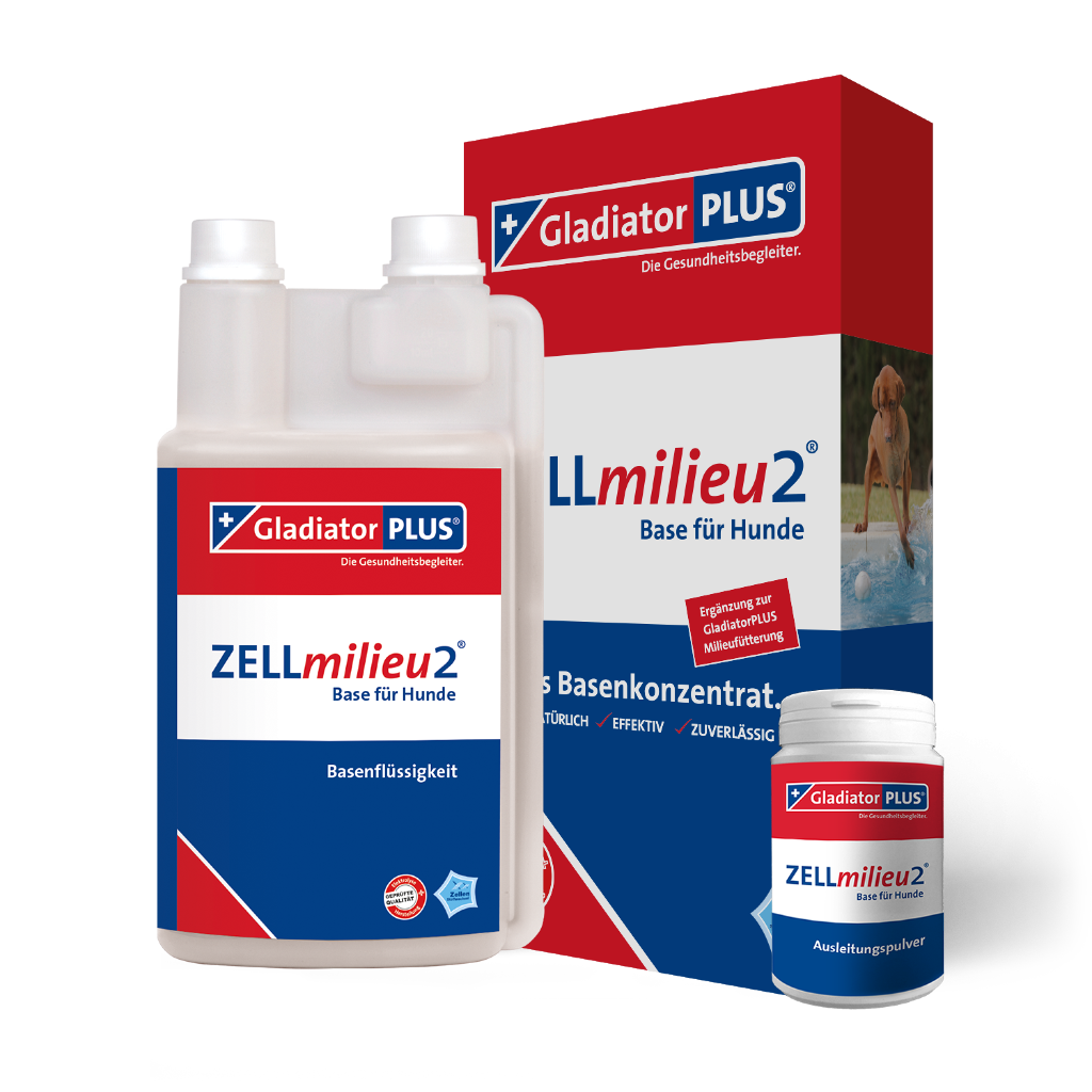 "Product picture ""ZELLmilieu2 Dog 1.000ml"""