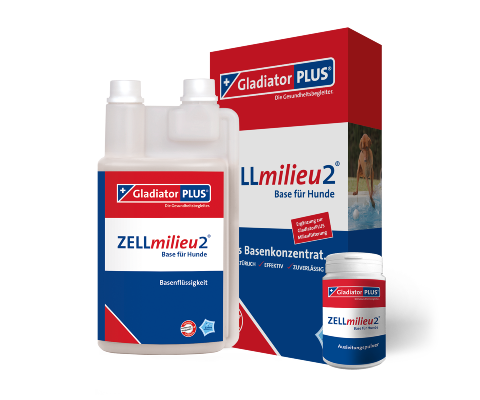 ZELLmilieu2 Dog 500ml
