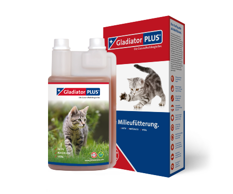 GladiatorPLUS Cat -​ The Milieufeeding. 500ml