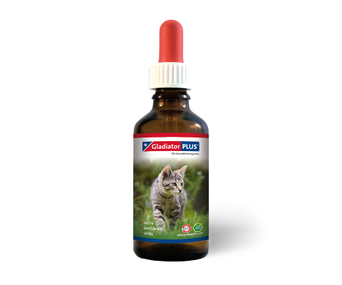 GladiatorPLUS Cat -​ The Milieufeeding. 100ml