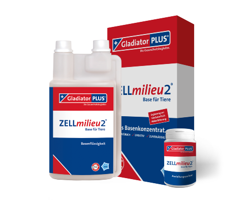 ZELLmilieu2 Animal 1.000ml
