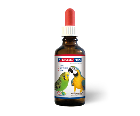 GladiatorPLUS Bird -​ The Milieufeeding. 100ml