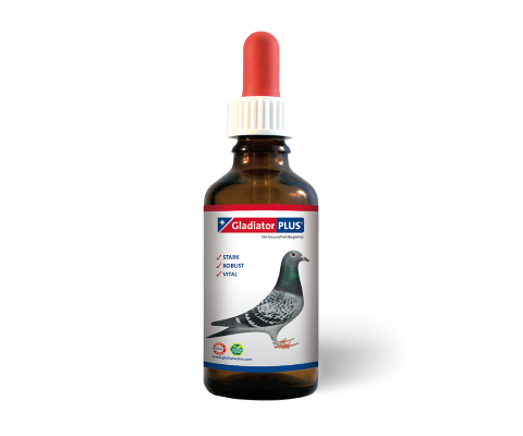 GladiatorPLUS Pigeon -​ The Milieufeeding. 100ml