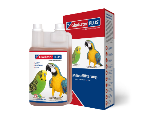 GladiatorPLUS Bird -​ The Milieufeeding. 500ml