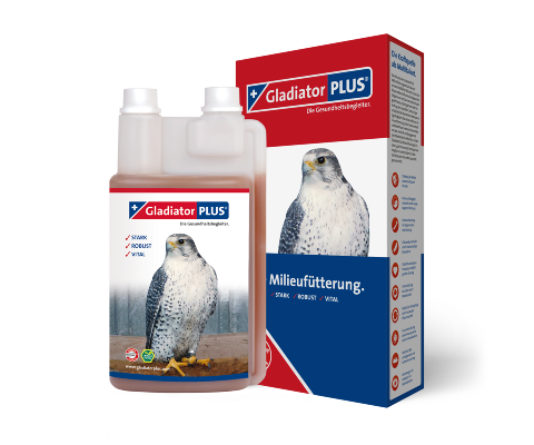 GladiatorPLUS Birds of prey-​ The Milieufeeding. 1000ml