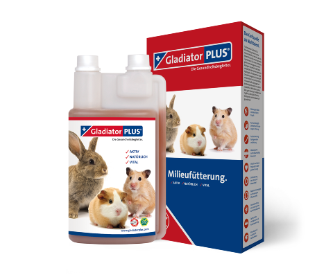 GladiatorPLUS Pet -​ The Milieufeeding. 1000ml