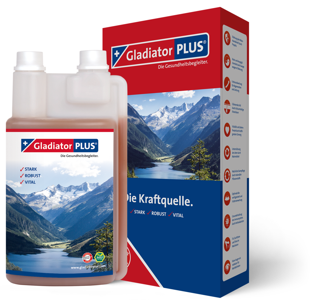 "Product picture ""GladiatorPLUS Animal 500ml"""