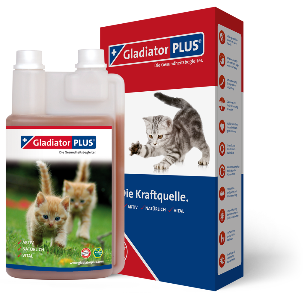 "Product picture ""GladiatorPLUS Cat 1000ml"""