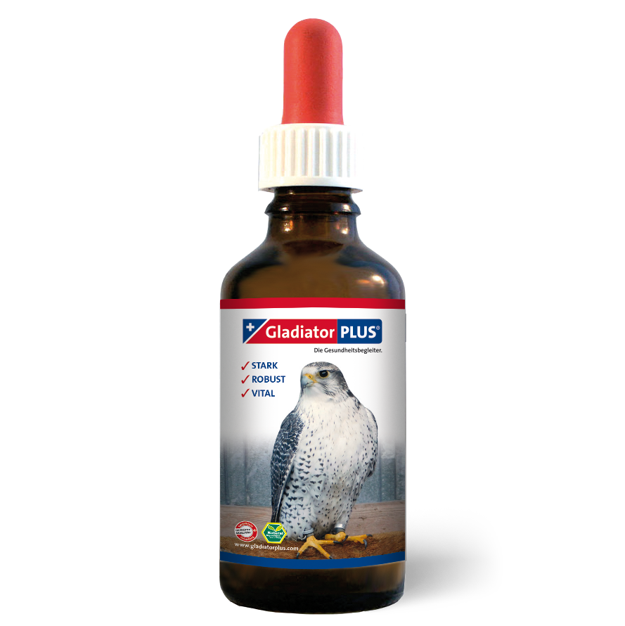 "Product picture ""GladiatorPLUS Birds of prey 100ml"""