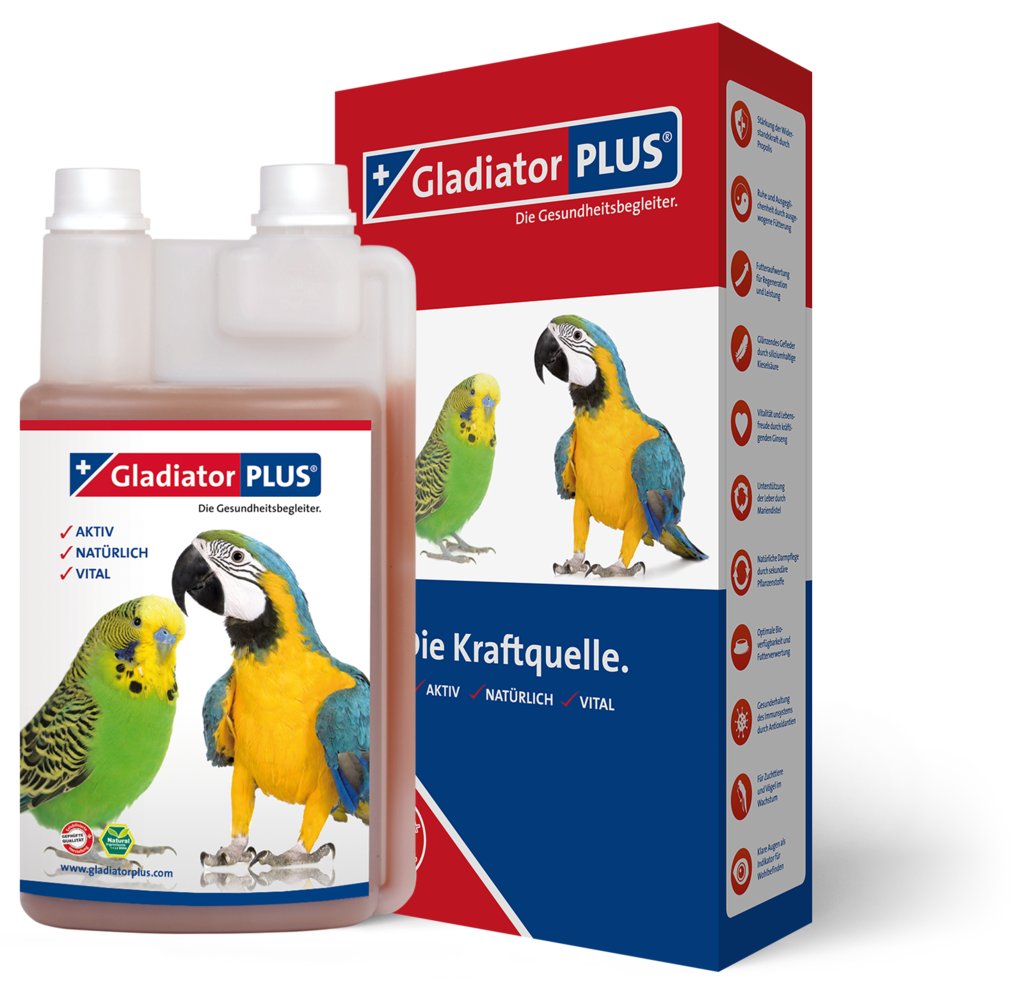 "Product picture ""GladiatorPLUS bird 1000ml"""