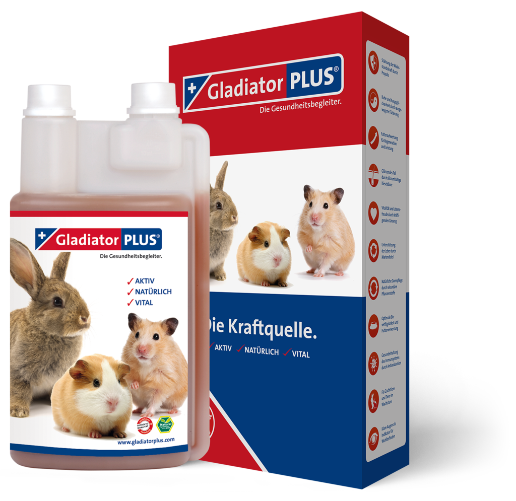 "Product picture ""GladiatorPLUS Pet 1000ml"""