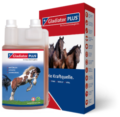 GladiatorPLUS Pferd 500ml