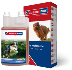 GladiatorPLUS Hund 500ml