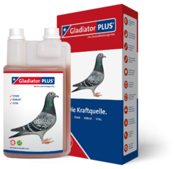 GladiatorPLUS Taube 500ml