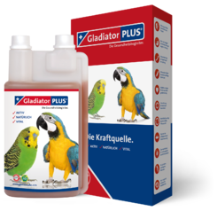 GladiatorPLUS Vogel 500ml